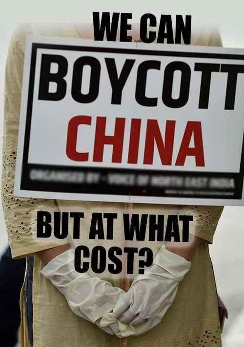 印媒盘点对华贸易数据处处难离中国制造抵制只会伤害印度