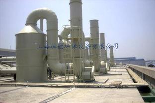 工业废气处理设备使用注意事项
