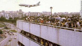 图片 香港启德国际机场 难忘73载 光辉岁月 民航新闻 民航资源网