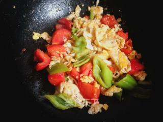 辣椒西红柿鸡蛋怎么做好吃吗