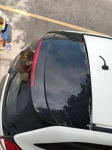 大眾車擋風玻璃照片