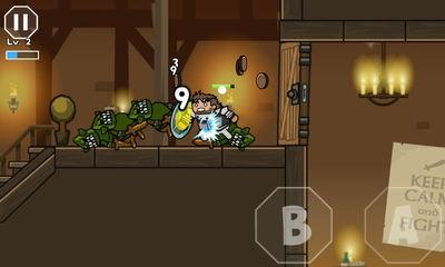黑暗荒野V1.0 一款非常具有打击感的动作游戏