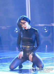 韩女星开腿舞过分性感被列19禁 表达欲望