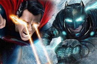 蝙蝠侠大战超人正义黎明预告片1视频 搞笑网