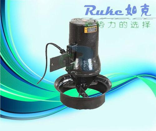 671*800图片:水下搅拌机 液下搅拌机 铸件式潜水搅拌机