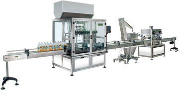 全自动液体定量灌装机原理及特性