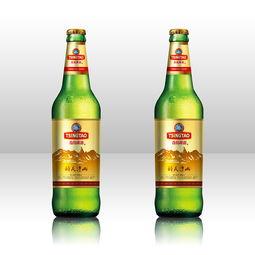 青岛啤酒产品形象包装设计