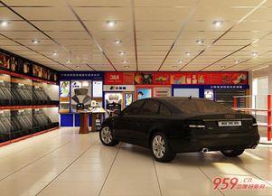 如何开家汽车美容店呢 汽车美容店应该如何装饰呢