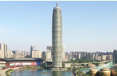 河南郑州的地标性建筑,被戏称为大玉米,你知道吗