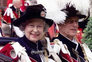 1999年,英国女王伊丽莎白二世和菲利普亲王在加拿大温莎