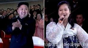 朝鲜版邓丽君 玄松月伴金正恩看演出引关注