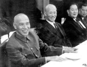 揭秘蒋介石的 十二门徒 林彪最让其闹心 5