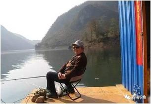 四海钓鱼大讲堂 80岁钓鱼夫妇,十年钓214个湖库