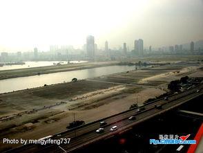 看今天的香港老启德机场是什么样子不