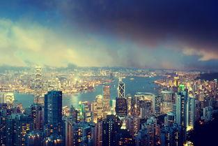 香港-港澳双飞4晚5日超值游