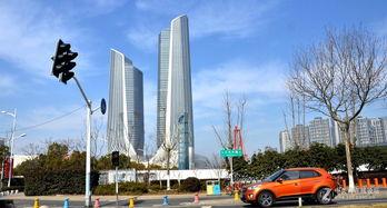 城市地标性建筑