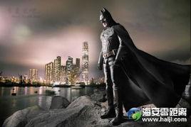 误入香港都市丛林的超级英雄们 谈天说地