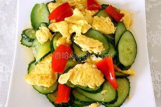 黄瓜和鸡蛋煮怎么做法