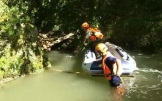 湖北网红景点躲避峡突发山洪已致9人遇难,该区域为未开发景区