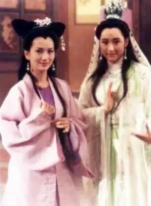 她曾度白素贞升仙,如今变刘恺威经纪人