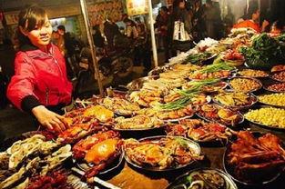 这个夏天 就去国内十大著名小吃街 图