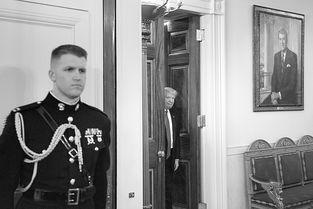 上任一年,特朗普让白宫变样