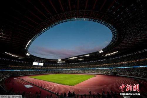 资料图:2020东京奥运会和残奥会主场馆日本国立竞技场.