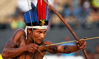 印第安人的 奥运会