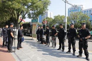 榆林市巡特警支队副支队长李志荣一行到神木巡特警大队督导检查大庆安保工作