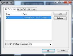 Qt 5.2 Creator 和 vs2012 QT 插件的安装