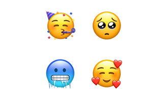 苹果emoji表情越来越强大,今年将再更新70余个新表情