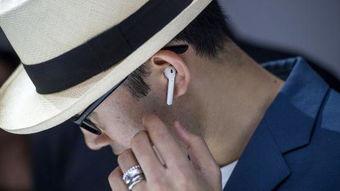 苹果推迟发售无线耳机airpods只因技术不过关