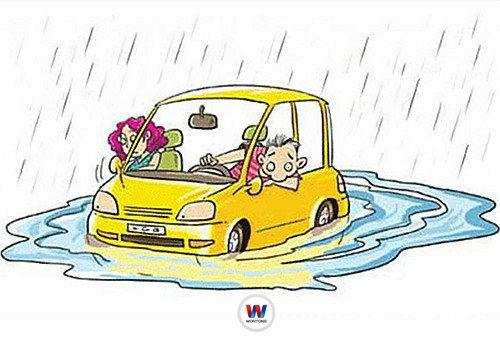 下雨天的小知识(下雨的基本安全知识小学生用)