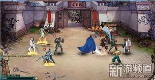 水浒水墨RPG 寻将记 7月11日盛大公测