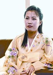 朝鲜五大国宝级美女惊艳组图