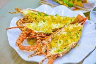 三亚第一市场海鲜