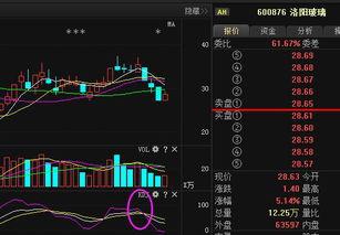 洛阳玻璃_600876_出现A股股票退市警示了怎么办!!