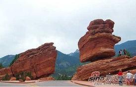 世界十大最神奇的天然平衡石