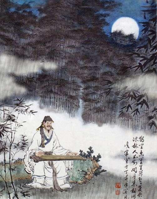 关于山民秋瞑的诗句