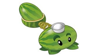 植物大战僵尸里的卷心菜投手怎么画