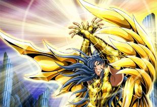 圣斗士星矢少女翔第8集 撒加复活成战神,艾欧里亚直接被打哭