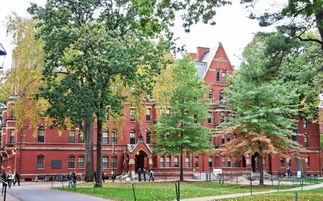 中國有哪些大學是哈佛紅