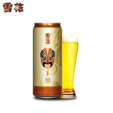 雪花脸谱啤酒(雪花啤酒的浓度是多少?)
