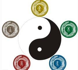 五行中的水代表了财富与智慧,那么其他四行分别代表什么(五行水代表