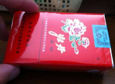 牡丹烟软红多少钱一包(软包红牡丹是多少钱)