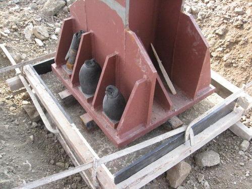 钢结构柱灌浆料
