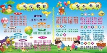 幼儿园礼仪教育小知识