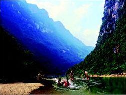 重庆第一个大型露天裸浴场———芙蓉江天体浴场定于