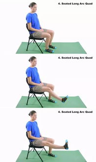 膝关节运动疗法一股四头肌力量训练