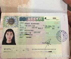 意大利自由行什么签证